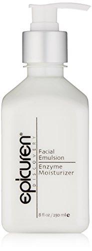 Epicuren Discovery Facial Emulsion Enzyme Moisturizer, 8 Fl oz