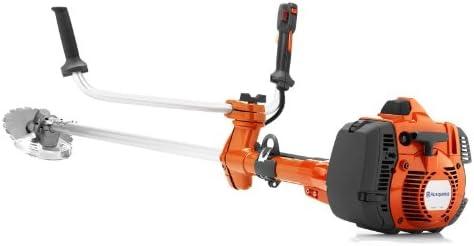 Husqvarna 555FX 53,3 CC a una limpieza con arnés de sierra ...