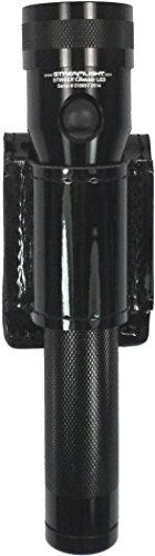 - Gould & Goodrich H676-1CL Flashlight Holder, Black Hi-Gloss, Size 1