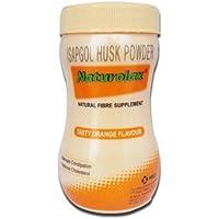 Naturolax Isapgol Husk Powder - Natural Fibre Supplement 300gm Pack of 2