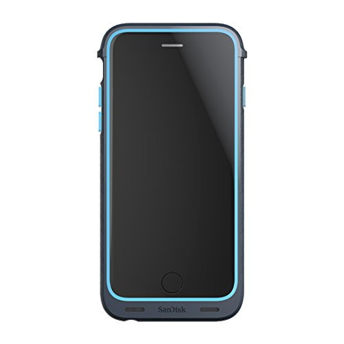 SanDisk iXpand 128GB Memory Case for iPhone 6/6s - Retail Packaging -...
