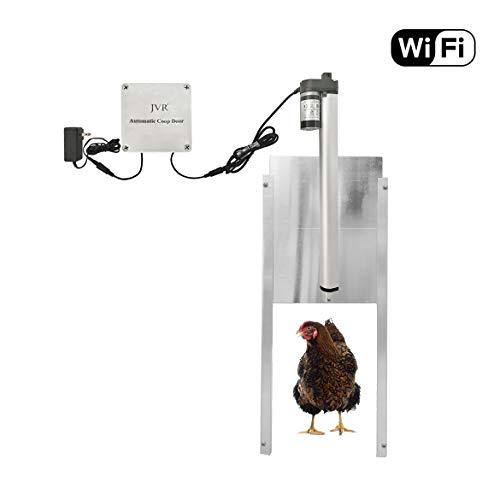 JVR Chicken Coop Door Automatic Opener Kit,