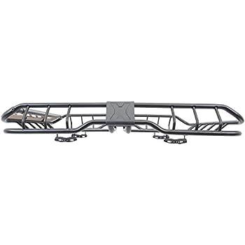 Amazon Com Rhino Rack Usa Rmcb01 Roof Mount Cargo Basket
