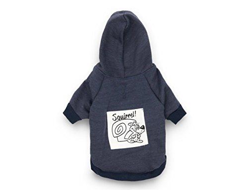 DroolingDog Sweatshirt Hoodie Clothes Squirrel product image