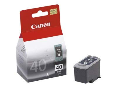 Canon PG 40 - Ink tank - 1 x black - for FAX JX210, PIXMA iP1800, iP1900, iP2600, MP140, MP190, MP ()