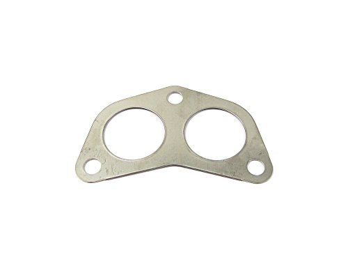 Set of 2 Land Rover ETC4524 Exhaust Manifold Gaskets for Discovery, Range Rover Classic, and Defender ()