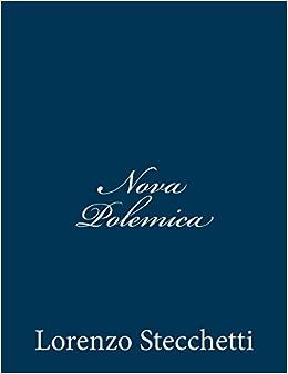 Book Nova Polemica