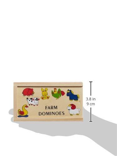 Domino Jeu Company Foot Société Petit Small 7094 Ferme De Éducatifs CqBw0pH