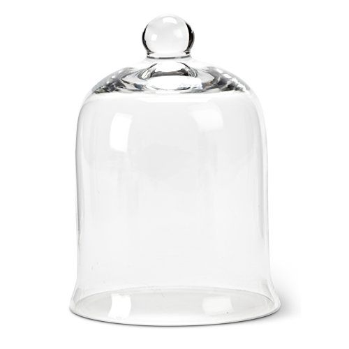 Abbott Collection Small Bell Shaped Cloche (Bell Jar Collection)