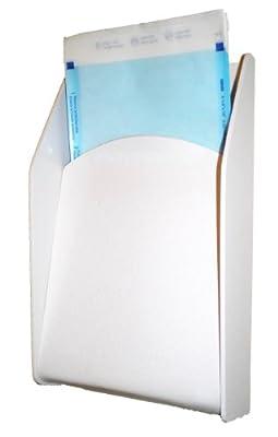 "Sterilization Pouch Dispenser (10.5""x5.5""x3"")"