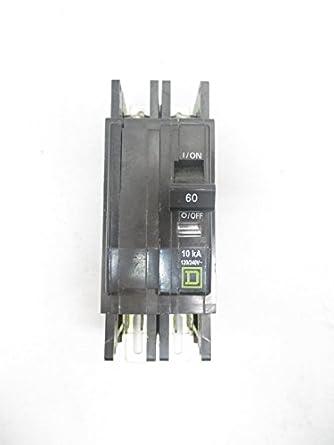 60 Amp Breaker >> Circuit Breaker 2p 60 Amp 120 240vac 48vdc