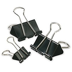 office-depotr-brand-binder-clips-mini-9-16in-wide-1-4in-capacity-black-pack-of-60
