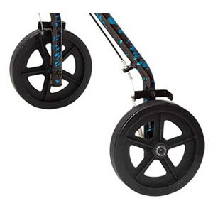 Amazon.com: Ruedas de repuesto para 1033 Rollator [each-1 ...