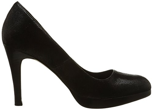 Vestir Croûte 11218 Métalisé Noir mujer de 088 Jonak negro Noir Zapatos FaPqTZx