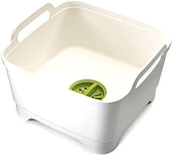 Joseph Joseph 85055 Wash & Drain Wash Basin Dishpan