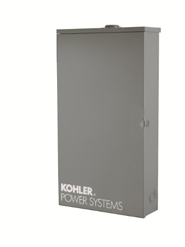 Kohler RDT-CFNC-200ASE Whole-House 200 Amp Indoor/Outdoor Service-Entrance-Rated Automatic Transfer Switch (Discontinued by Manufacturer)