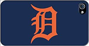 Detroit Tigers MLB iPhone 4-4S Case v17 3102mss