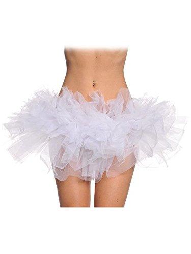 Womens White Ballerina Costume (Womens Sexy White Tutu)