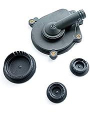 Oil Separator Cover + Camshaft Cap + Expansion Plug Kit For 2006-2012 Mercedes Benz C280 C300 C350 E350 CLK350 GLK350 ML350 R350 SLK350