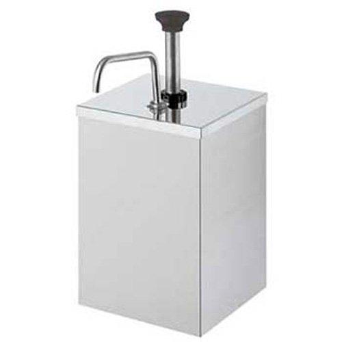 - Server 67580 Condiment Pump Box, Black