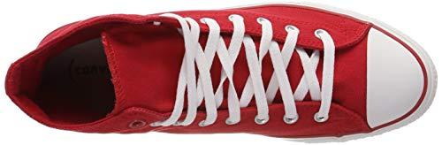 Converse Taylor Chuck Unisex Hi Red Zapatillas q4zFwqPW