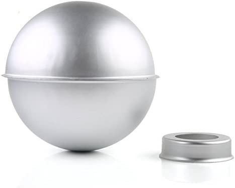DIY aluminio molde molde decoración para tartas fondant Balón de ...