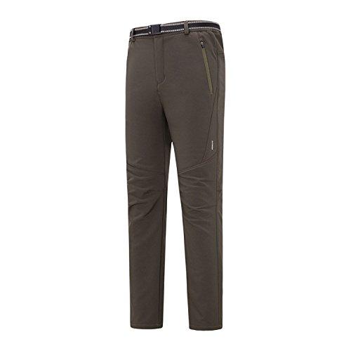 Dei Colore Pantaloni Resistenza Dyf Dei Ascensione Fym Sci Peluche m Ispessita Slittamento Esercito Colori Solida Giacche HnW7XEwFA