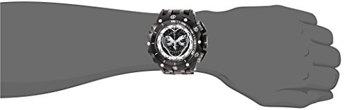 Invicta Men s Venom Swiss Quartz Stainless Steel Watch, Color Black Model 20421
