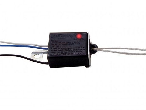 - LED BRAKE AWAY SWITCH, Manufacturer: HOPKINS, Manufacturer Part Number: 20060-AD, Stock Photo - Actual parts may vary.