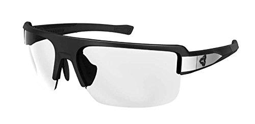 Ryders Eyewear Seventh Photochromic Sunglasses - 2-tone (PHOTO BLACK-WHITE / LT GREY LENS - Glasses Grey Photo