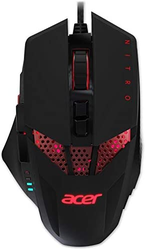 Acer Nitro Gaming 5-in-1 Accessory Bundle (Backpack, Headset, Keyboard, Mouse and Mousepad) 31 EjrZcZKL