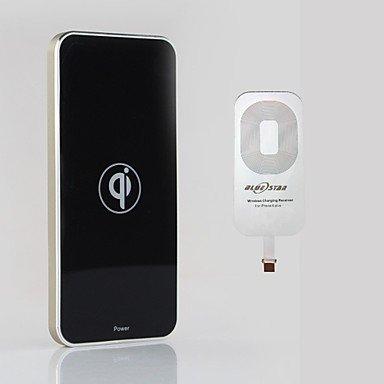Q300 estándar qi de ultra cargador inalámbrico móvil delgada ...