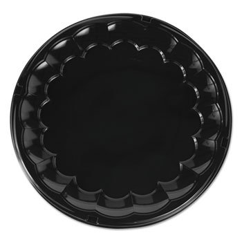 Pactiv 9816KY SmartLock CaterWare Plastic Trays, 16