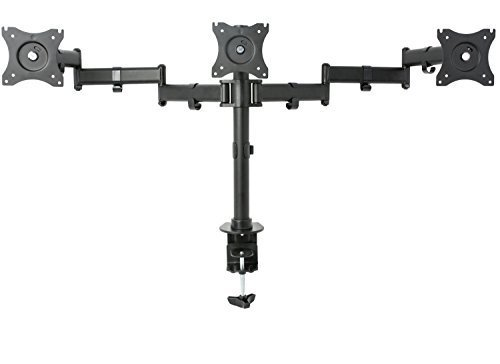 vivo-triple-monitor-adjustable-mount-articulating-stand-for-3-lcd-screens-upto-24-stand-v003m