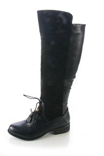 Mojoshu ,  Damen Biker Boots