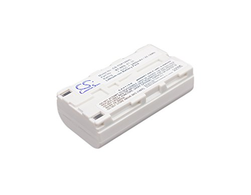 Cameron Sino Replacement Battery for Topcon BT-66Q Topcon GPT-7501