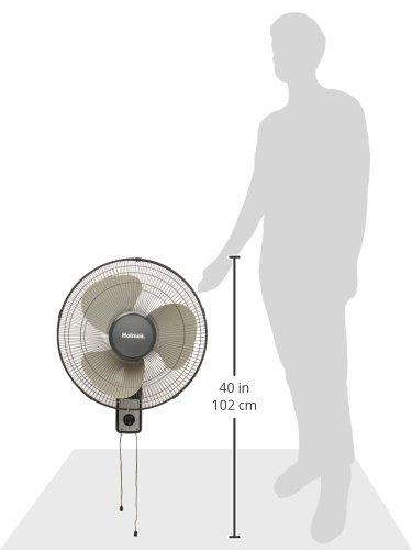 Holmes Wall-Mountable Fan, 16 Inch