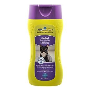 FURminator Hairball Control Shampoo, 8.5-Ounce