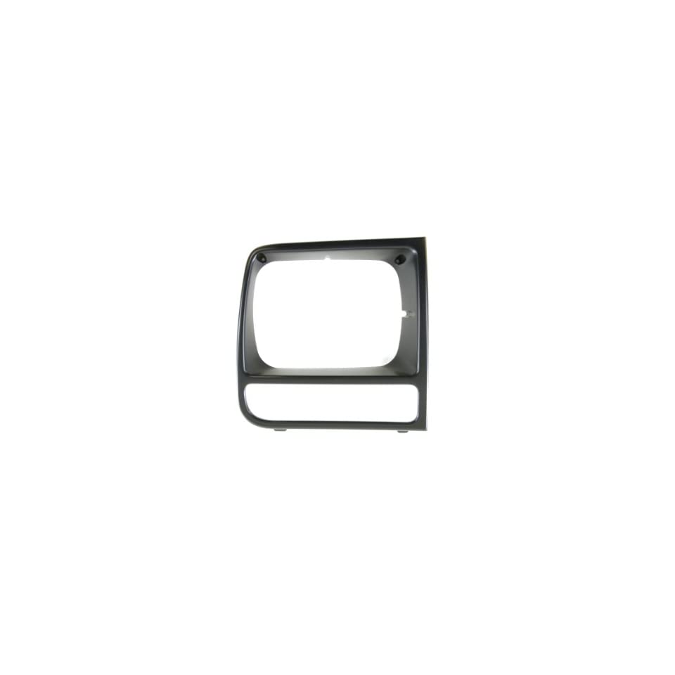Genuine Jeep Cherokee/Wagoneer Passenger Side Headlight Door (Partslink Number CH2513157)