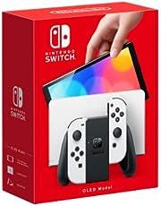Nintendo Switch Console OLED Model - White