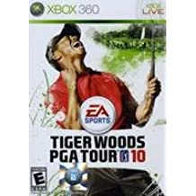 New Electronic Arts Sdvg Tiger Woods Pga Tour 10 Product Type Xbox 360 Game Genre Video Game Sports