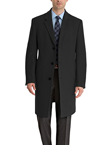 Cashmere Blend Overcoat - 4