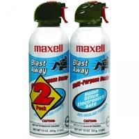 MXL190026 - Maxell 2-PK BLAST AWAY - Maxell Blast