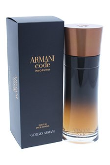 Giorgio Armani Code Profumo Eau de Parfum Spray for Men, 6.7 Ounce