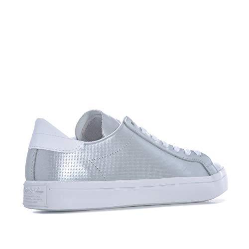 plamet Fitness Courtvantage negbas Scarpe Colori Adidas plamet Donna Da W Vari zfdw4Iq
