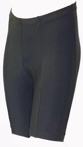 Mens Millennium 8 Panel Lycra Cycling Shorts 3D Multi Level Pad XXL ()