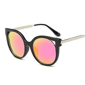 ZUIBADUDU De Gran tamaño Marco de plástico Gafas de Sol ...