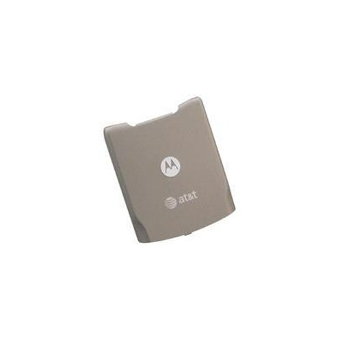 Motorola SHN0367 OEM Razr V3xx Slim Battery Door & Cover, Stone Gray (V3xx Parts)