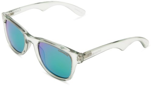 Carrera CA6000S Wayfarer Sunglasses,Aqua,50 - Carrera 6000 Sunglasses