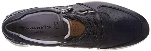 Mujer 804 Tamaris Para 22 1 Zapatillas cognac 23740 1 navy 804 Azul wIq1TI0